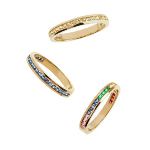 The Summer-Season Ring Set