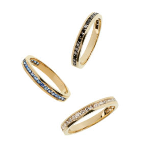 The Winter-Weather Ring Set
