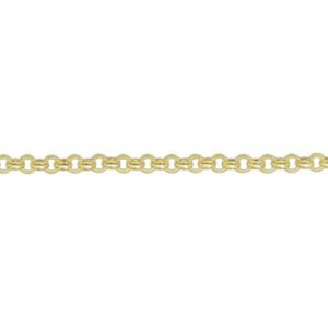 "Gold 30"" chain"