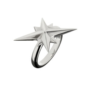 Starbound Ring in silver