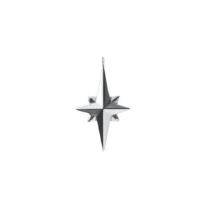 Starbound Charm in silver