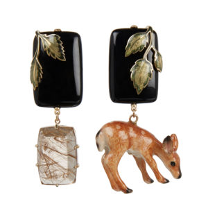 Forest Fawn Earrings