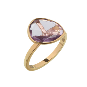Eye Candy Ring in Purple