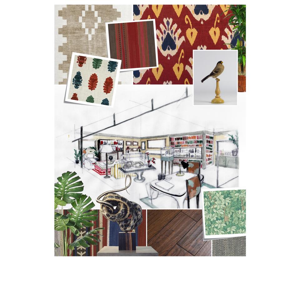 Tessa Packard London Jewellery Showroom