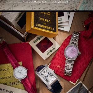 British Airways High Life Magazine featuring Tessa Packard London Explorer Globe Pendant