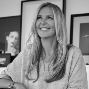 Tessa Packard London, Tessa Talks To series featuring Amanda Wakeley