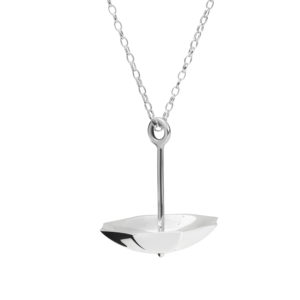 COCKTAIL HOUR PENDANT [silver]