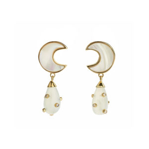 Moonwalk Earrings