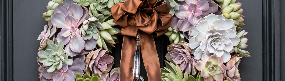 Wreath Making Workshop at Tessa Packard London Contemporary Fine Jewellery