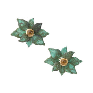 Green Grove Earrings