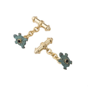 Rock Pool Cufflinks