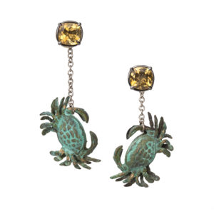 Rock Pool Earrings