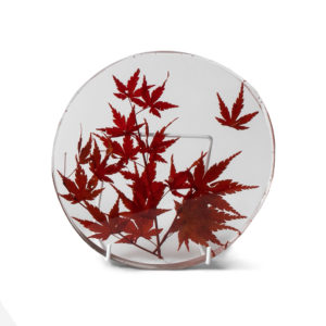 Maple Plant Plate