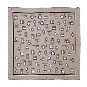 Diamond Day Pocket Square