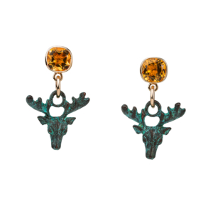 Staghorn Earrings