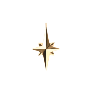 Starbound Charm in Gold