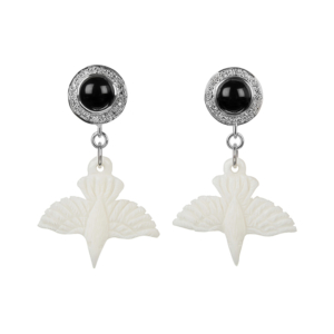 Dicky Bird Earrings