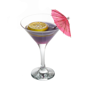 The Martini Mocktail