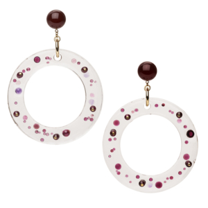 Miss Daytona Earrings