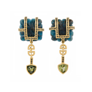 The Concubine's Earrings