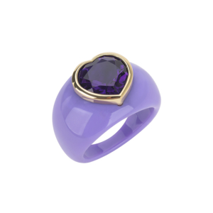 Boca Bonita Ring in Purple