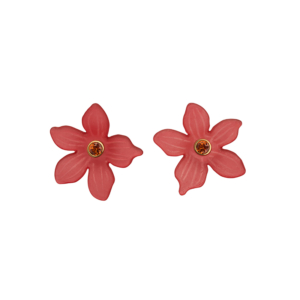 Little Everglade Earrings [Red]