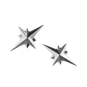Starbound EARRINGS in silver