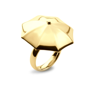 Cocktail Hour Ring [Gold]
