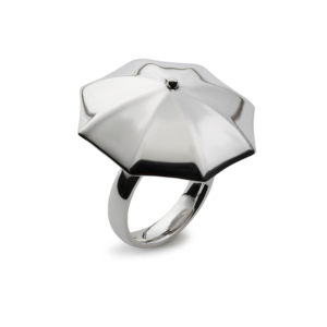 Cocktail Hour Ring [Silver]
