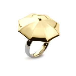 Cocktail Hour Ring [Gold Umbrella]