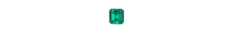 emerald cut emerald gem stone