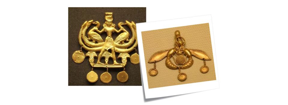 Minoan Aegean Jewellery