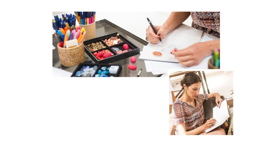 bespoke jewellery design process