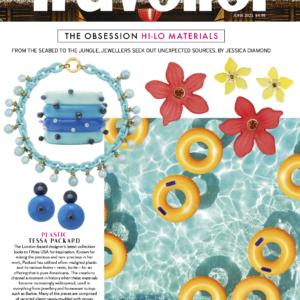plastic fantastic jewellery by Tessa Packard