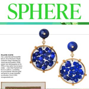 sphere magazine tessa packard plastic fantastic