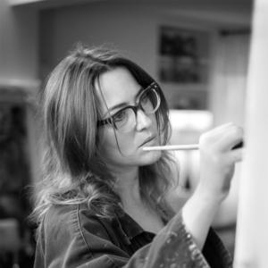 vanessa garwood painter tessa packard interview