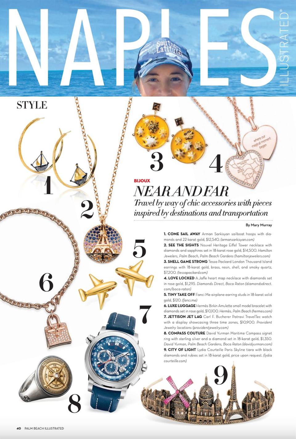 tessa packard jewellery featured in naples florida magazine