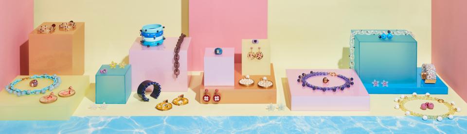 plastic fantastic jewellery by tessa packard london